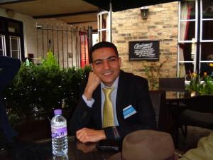 Ahmed Mekhawy CRE XV Org Comm
