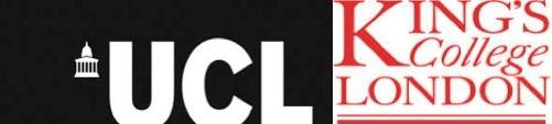 UCL & KCL logo Combo